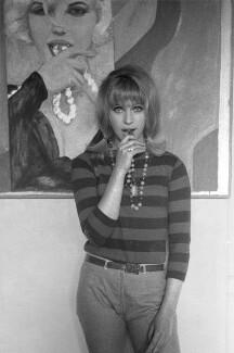 Pauline Boty, by John Aston - NPG x136386