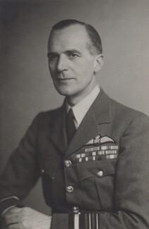 Sir (Robert) Victor Goddard, by Walter Stoneman - NPG x167845
