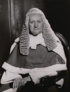 Sir Reginald William Goff, by Walter Bird - NPG x167853