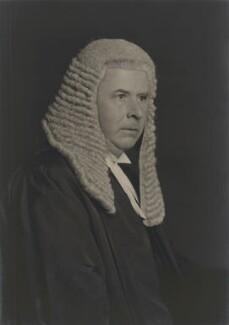 Sir Noel Barré Goldie, by Walter Stoneman - NPG x167856