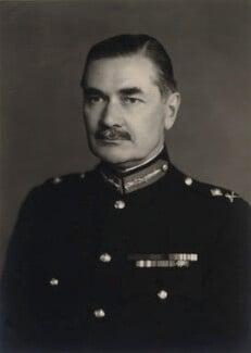 Sir Richard Wakefield Goodbody, by Walter Stoneman - NPG x167862