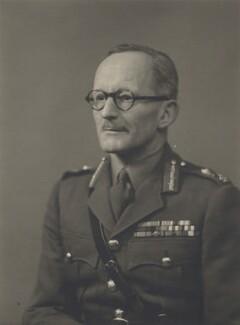 Napier George Barras Goodfellow, by Walter Stoneman - NPG x167868