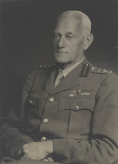 Sir Charles Gordon Gordon-Watson, by Walter Stoneman - NPG x167884