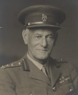 Sir Charles Gordon Gordon-Watson, by Walter Stoneman - NPG x167885