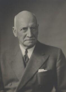 Sir Stewart Gore-Browne, by Walter Stoneman - NPG x167886