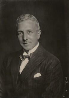 Herbert John Gough, by Walter Stoneman - NPG x167900