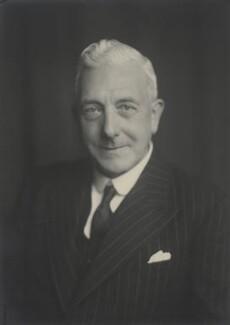 Herbert John Gough, by Walter Stoneman - NPG x167901