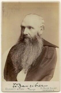 William Moore Richardson, by Elliott & Fry, circa 1890s - NPG  - © National Portrait Gallery, London