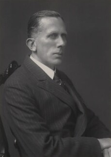 Sir Ernest Arthur Gowers, by Walter Stoneman - NPG x167906