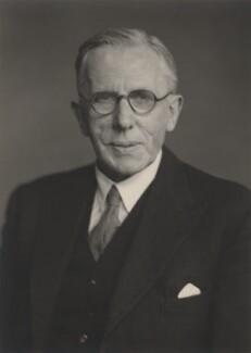 Sir Ernest Arthur Gowers, by Walter Stoneman - NPG x167907