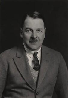 Charles Alfred Euston FitzRoy, 10th Duke of Grafton, by Walter Stoneman - NPG x167912