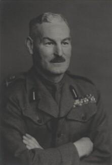 Douglas Alexander Henry Graham, by Walter Stoneman - NPG x167913