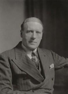 Sir George Dixon Grahame, by Walter Stoneman - NPG x167916