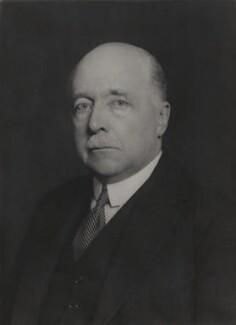 Bernard Arthur William Patrick Hastings Forbes, 8th Earl of Granard, by Walter Stoneman - NPG x167918