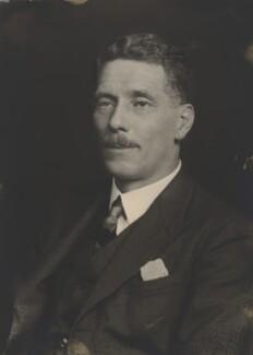 Ronald Thomson Grant, by Walter Stoneman - NPG x167927