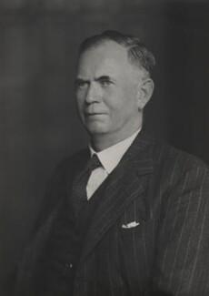 William Michael Herbert Greaves, by Walter Stoneman - NPG x167942