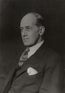 William Curtis Green, by Walter Stoneman - NPG x167948