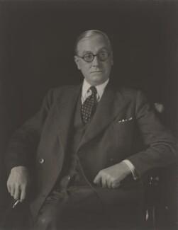 Arthur Greenwood, by Walter Stoneman - NPG x167956