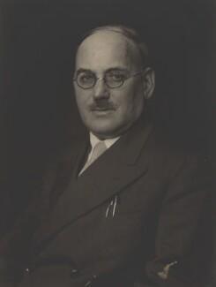 Frederick Gugenheim Gregory, by Walter Stoneman - NPG x167962