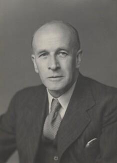 Sir Henry Stanley Gregory, by Walter Stoneman - NPG x167964