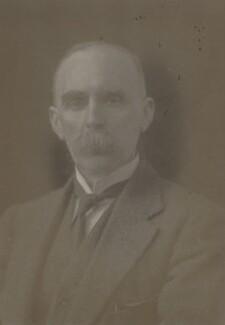 John Walter Gregory, by Walter Stoneman - NPG x167970
