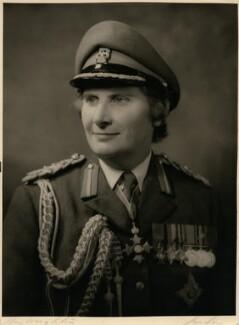 Dame Margot Evelyn Marguerite Turner, by Hay Wrightson Ltd - NPG x180799