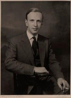 Hon. Nicholas Assheton, by Hay Wrightson Ltd, 1960s - NPG x74869 - © National Portrait Gallery, London