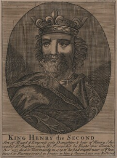 King Henry II, after Unknown artist, 18th century - NPG D42449 - © National Portrait Gallery, London