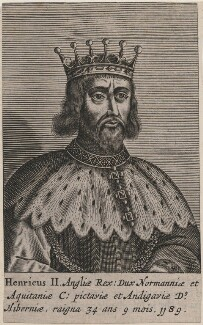 King Henry II, after Unknown artist,  - NPG D42453 - © National Portrait Gallery, London