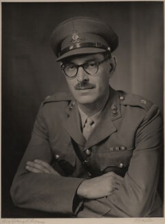 Donald George Miles, by Hay Wrightson Ltd - NPG x180964