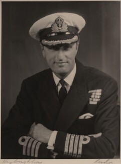 Samuel Richard Le Hunte Lombard-Hobson, by Hay Wrightson Ltd - NPG x180967