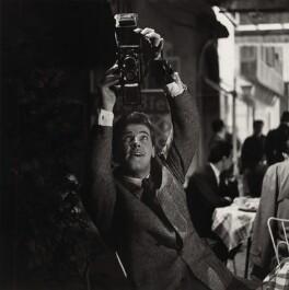 Roger Moore, by Bob Collins, 1963 - NPG x136441 - © estate of Bob Collins / National Portrait Gallery, London