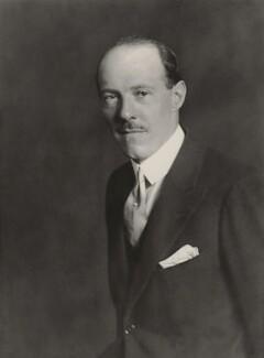Robert Villiers Grimston, 1st Baron Grimston of Westbury, by Walter Stoneman - NPG x167988