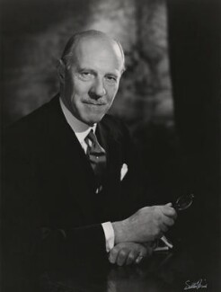 Robert Villiers Grimston, 1st Baron Grimston of Westbury, by Walter Bird - NPG x167989