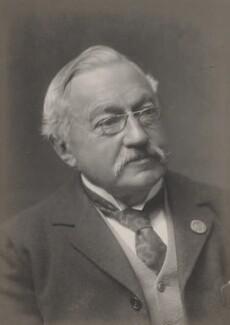 Sir Howard Grubb, by Walter Stoneman - NPG x167994