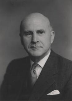 Sir Kenneth George Grubb, by Walter Stoneman - NPG x167995