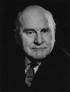 Sir Kenneth George Grubb, by Walter Bird - NPG x167996