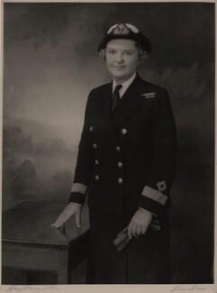 Dame Jean Lancaster (née Davies), by Hay Wrightson Ltd - NPG x181146