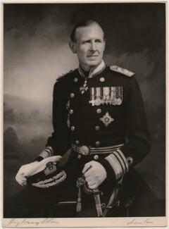 Sir (Robert) Alastair Ewing, by Hay Wrightson Ltd - NPG x181183