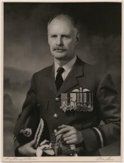 James Baird Coward, by Hay Wrightson Ltd - NPG x181194