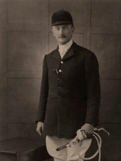 Herbert Charles Rube Gillman, by Hay Wrightson Ltd - NPG x181231