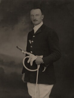 Herbert Charles Rube Gillman, by Hay Wrightson Ltd - NPG x181233