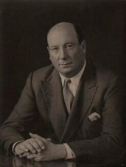 Walter Angelo Fox-Strangways, 8th Earl of Ilchester, by Hay Wrightson Ltd - NPG x181239