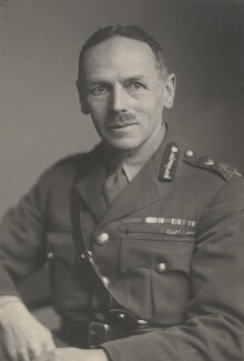 Russell Gurney, by Walter Stoneman, 1945 - NPG x168011 - © National Portrait Gallery, London