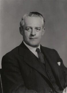 Sir Henry Lewis Guy, by Walter Stoneman - NPG x168016