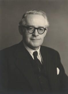 Sir Henry Lewis Guy, by Walter Stoneman - NPG x168018