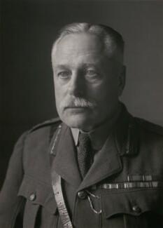 Douglas Haig, 1st Earl Haig, by Walter Stoneman - NPG x168031