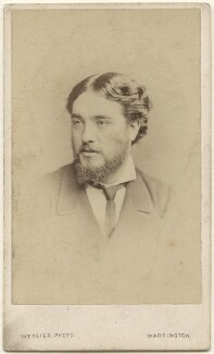Luke Fildes, by Samuel Mather Webster - NPG x136471