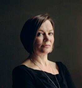 Amanda Vickery, by Joss McKinley - NPG x136459