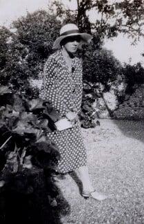 Vanessa Bell, by Helen Morris (née Souter) - NPG x136466